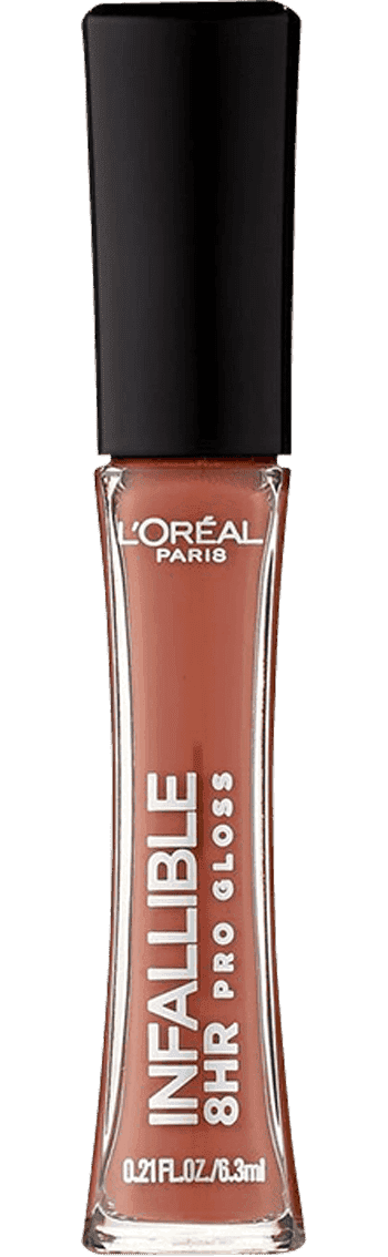 LOreal Paris Infallible 8 HR Pro Gloss,Barely Nude 815
